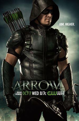 Stephen-Amell-Arrow-Season-4-Poster-Aim-Higher